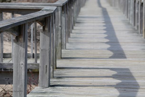 Walkway Providence Bay